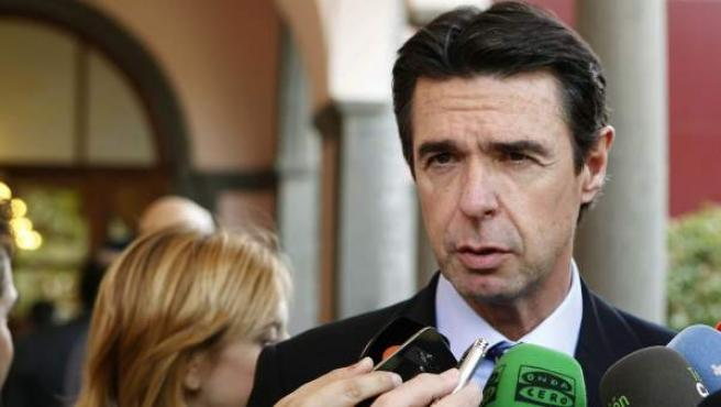 El ministro de Industria, Turismo y Energía, José Manuel Soria.