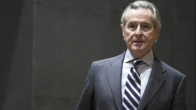 Miguel Blesa, expresidente de Caja Madrid, en una imagen de archivo.