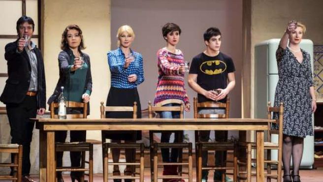 Amparo Larrañaga, María Pujalte y Marina San José protagonizan 'Hermanas'