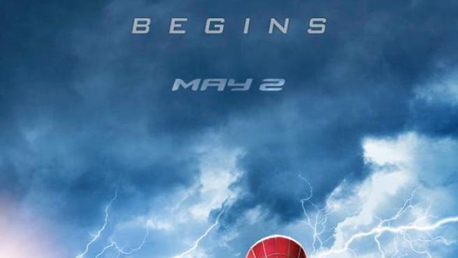 'The Amazing Spider-Man 2: El poder de Electro': Nuevo póster