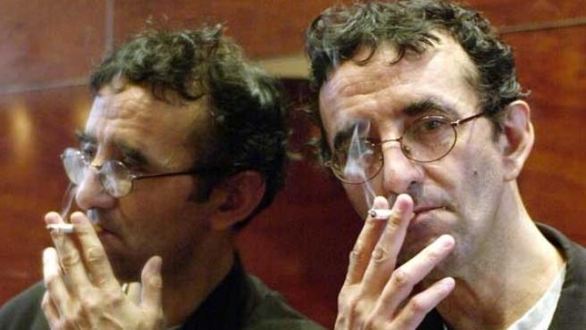 El escritor Roberto Bolaño, autor de 'Los detectives salvajes' y '2666'.