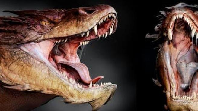 Galería: 'Concept art' alternativo de 'El Hobbit: La desolación de Smaug'