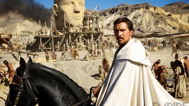 'Exodus': Primera imagen oficial de Christian Bale como Moisés