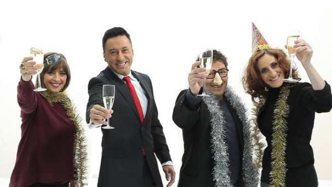 Gala de Nochevieja de Aragón TV