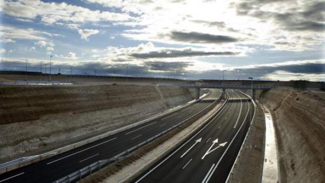 La autopista Madrid-Toledo, la primera del sector que ha presentado concurso de acreedores.