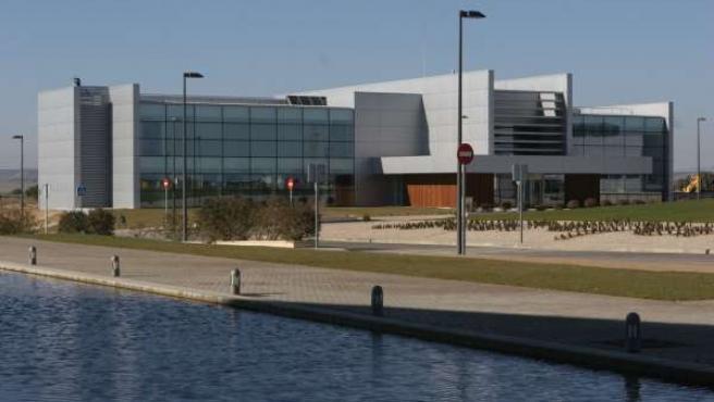 El Parque Tecnológico Walqa está especializado en el sector TIC