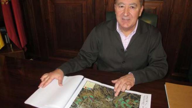 Reforestación de Las Arcillas en Teruel dentro del programa Life+