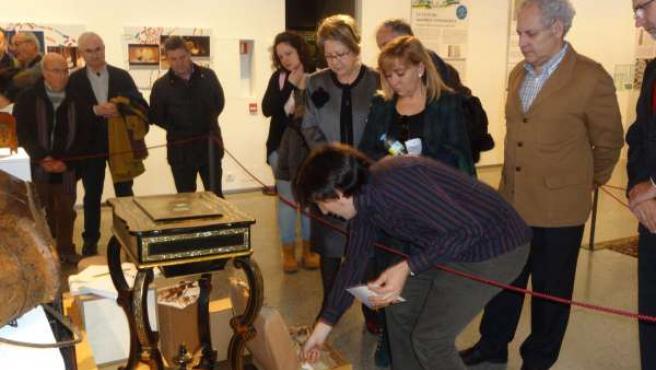 El Museo Etnográfico De Mansilla De Las Mulas (León) Recoge En Una Exposición Lo