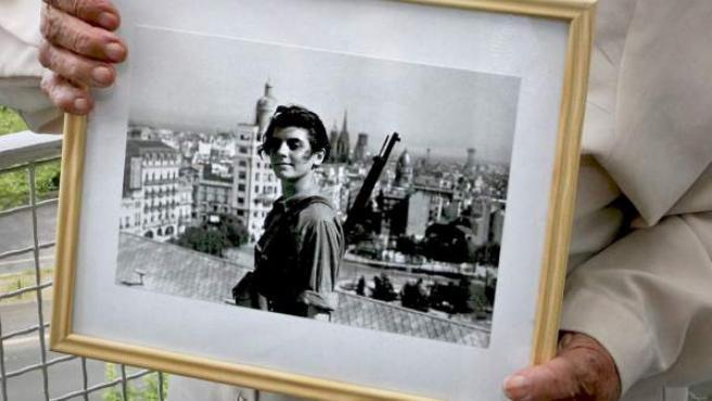 Marina Ginestá, en una imagen de archivo.