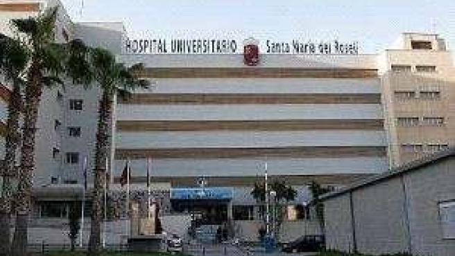 Puerta Del Hospital Santa María Del Rosell