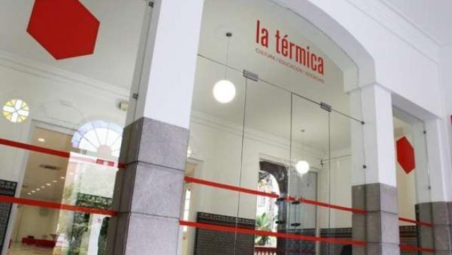 El centro La Térmica, de la Diputación de Málaga
