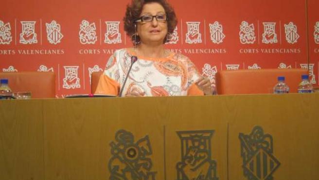 La diputada del PP Marisol Linares