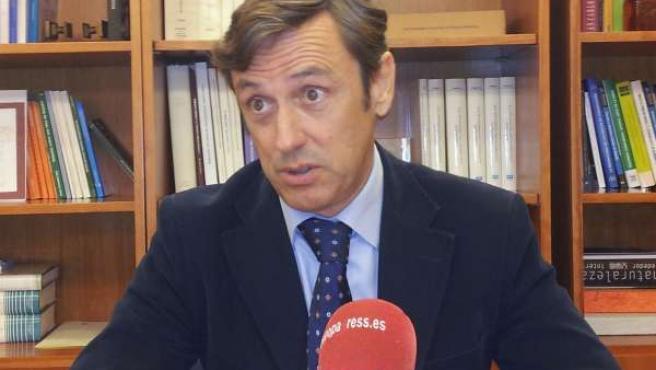 Rafael Hernando portavoz adjunto del GPP en el Congreso