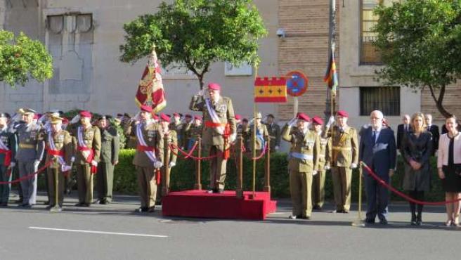 Pascua Militar 2014 en Valencia