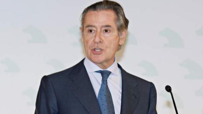 El expresidente de Caja Madrid, Miguel Blesa, en una imagen de archivo.