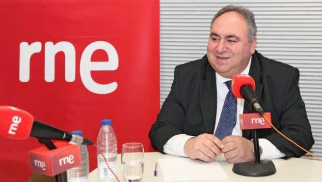 Vicente Tirado en RNE