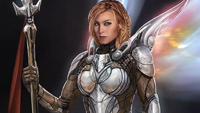 Valkiria, el personaje que no vimos en 'Thor: El mundo oscuro'