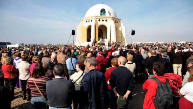Romería de la Virgen del Mar en Almería