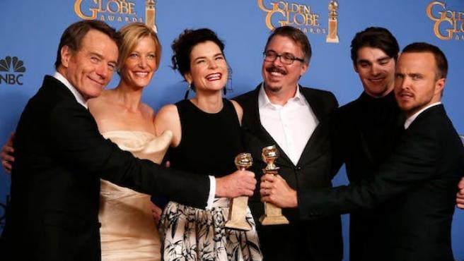 Así fue la gala de los Globos de Oro 2014