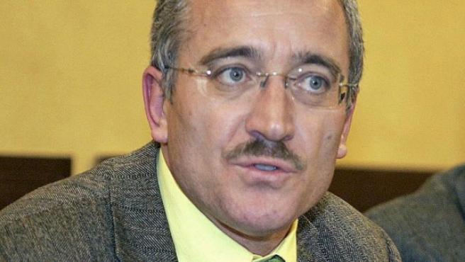 El exfuncionario de prisiones José Antonio Ortega Lara.