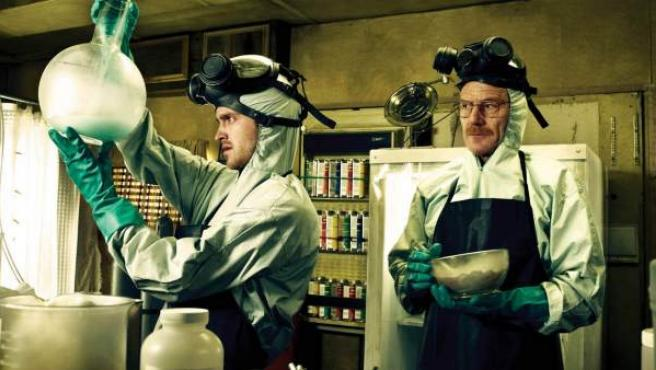 Una escena de 'Breaking Bad'.