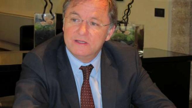 El conseller Juan Carlos Moragues, en imagen de archivo.