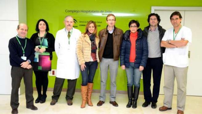 El Complejo Hospitalario se suma a la Red Europea de Hospitales Libres de Humo