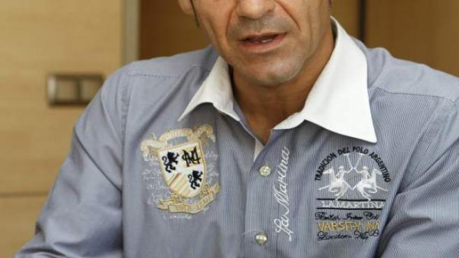Carlos Velasco Carballo, árbitro español.