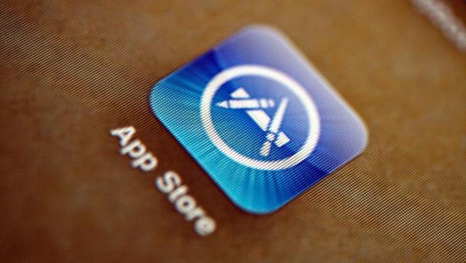 Icono de la App Store de Apple.