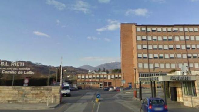Hospital San Camilo de Lellis, Rieti, Italia