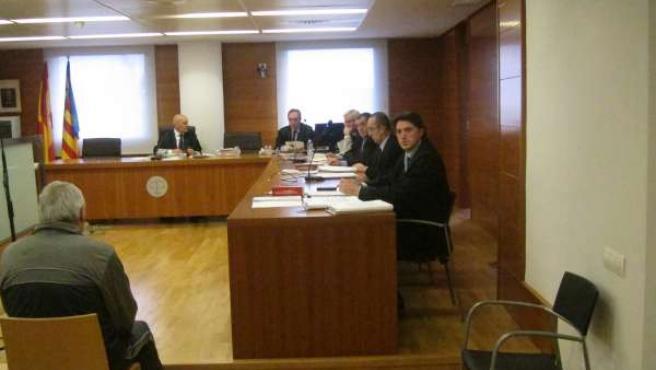 Juicio al acusado de matar y emparedar a su mujer en Vinaròs