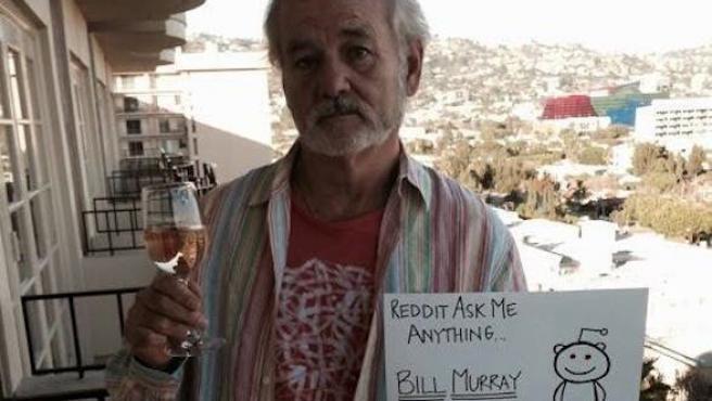 Bill Murray no se acuerda de lo que le susurró a Scarlett Johansson al final de 'Lost in Translation'