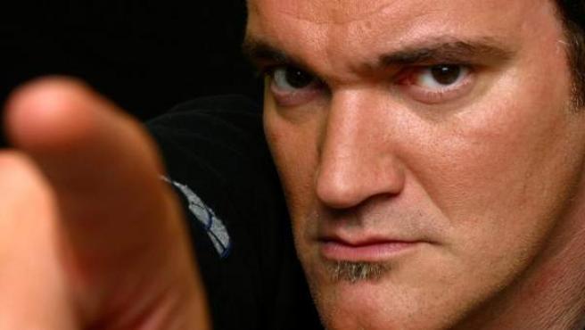 Señalar con el dedo, otra de las fórmulas más repetidas por Tarantino.