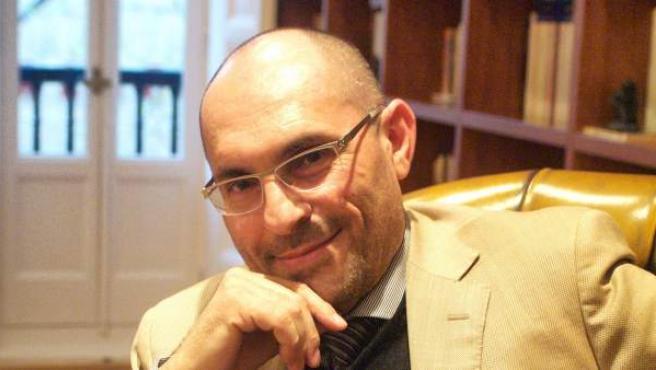 Fotografía del blog del magistrado del 'caso Blesa', Elpidio José Silva.