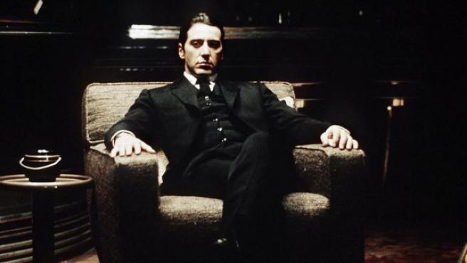 Al Pacino en la película 'El Padrino, parte II'.