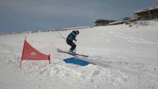 Todas las estaciones de Aramón disponen ya se snowpark