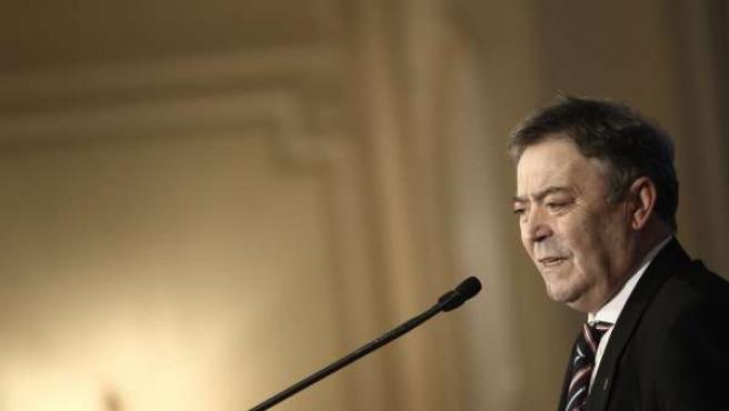 Francisco Gil-Ortega, presidente de Enresa