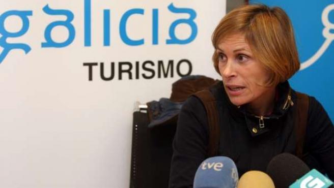 A directora de Turismo de Galicia, Nava Castro Domínguez presentará en rolda de