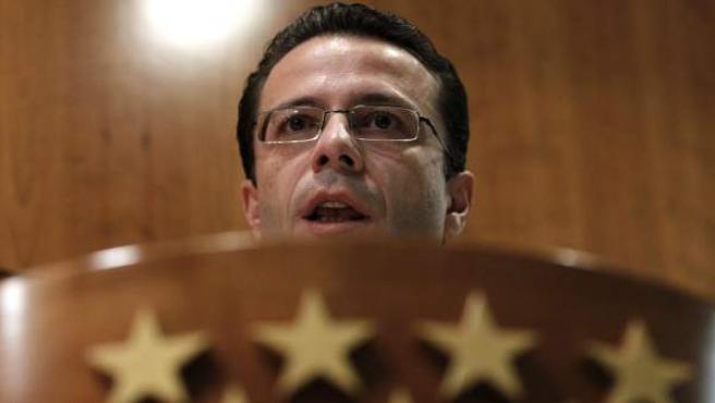 El consejero madrileño de Sanidad, Javier Fernández-Lasquetty.