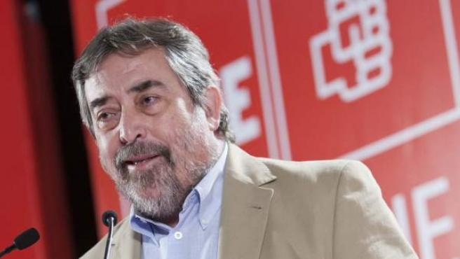El alcalde electo de Zaragoza, Juan Alberto Belloch.
