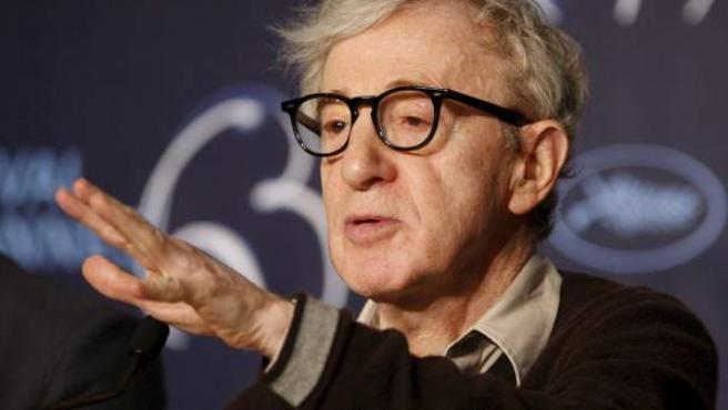 El cineasta neoyorquino Woody Allen.