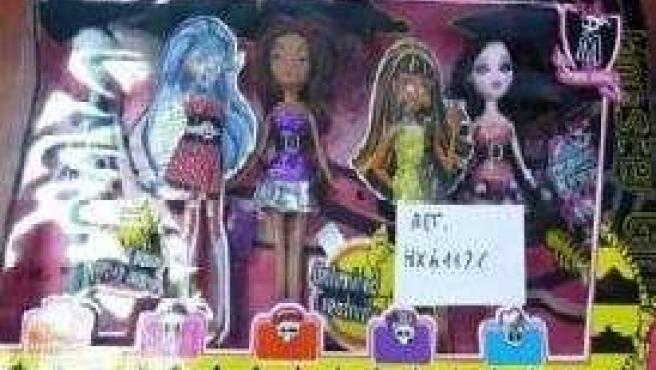 Imagen de las muñecas