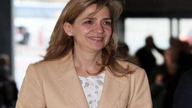 La Infanta Cristina ultima su defensa