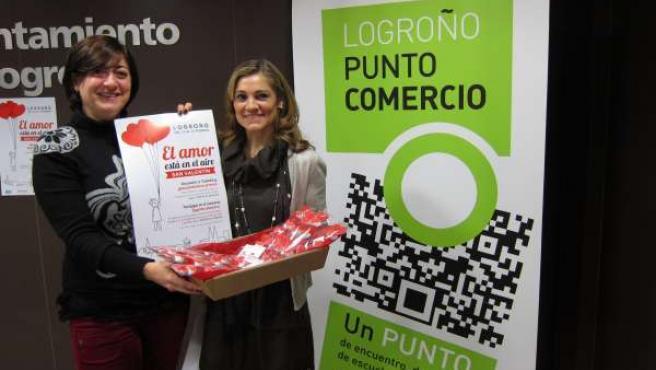 Montes y Lacarra, con elementos de la campaña de San Valentín