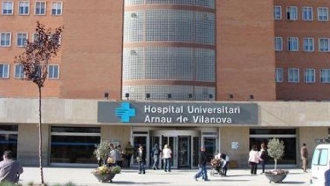 Imagen del Hospital Arnau de Vilanova (Lleida).