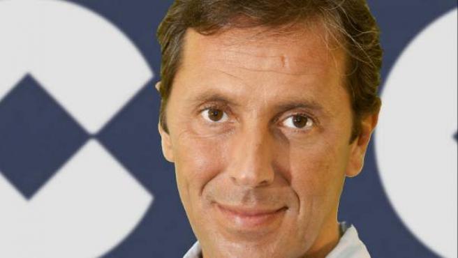 El locutor y presentador radiofónico Paco González.