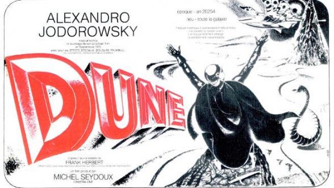 'Jodorowsky's Dune': La mejor película de ciencia-ficción que nunca verás