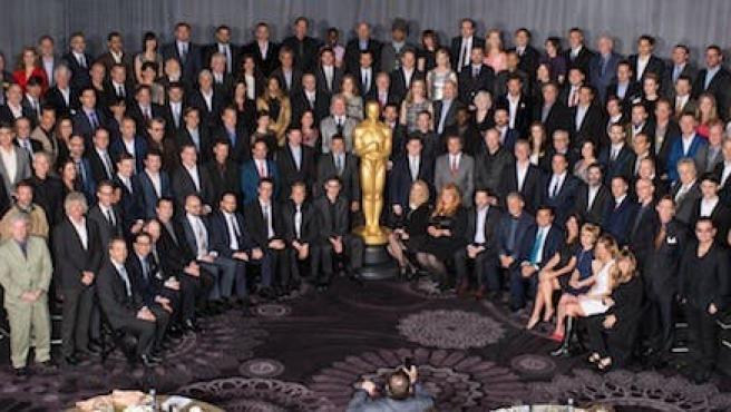 Almuerzo de los nominados a los Oscar 2014