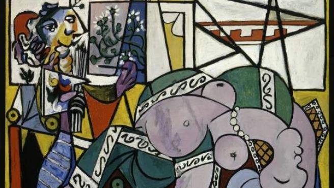 El taller (1934), de Pablo Picasso.