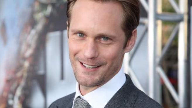 Una imagen del actor Alexander Skarsgard.